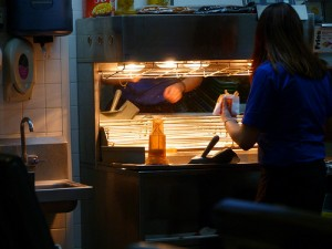Economics of the Dollar Menu challenging for already strained franchisees. Photo: Rusty Clark