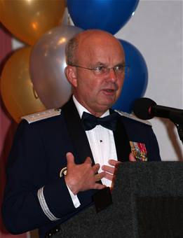 Gen. Michael Hayden. Photo: Air Force ISR Agency