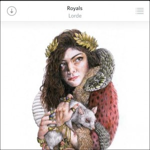 "Feminist Blogger Calls 16 year olds Top Hit Single ""Royals,"" ""Deeply Racist"" lorde2 300x300"