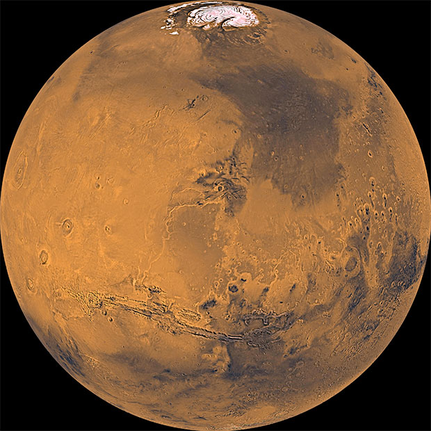 More People Sign Up for Mars Trip than for Obamacare mars