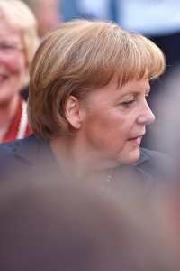 Angela Merkel. Photo: Arnie List
