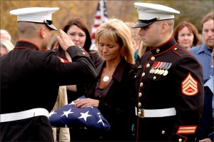 Govt Shutdown Denies Military Families Money for Funerals militarymom 300x199