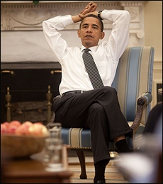 NBC News/Wall Street Journal survey shows that a mere 42 percent of Americans approve of Obama's job performance,