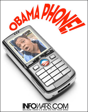 The Obamaphone: an effective tool that helped the candidate gain leverage in the 2012 election.