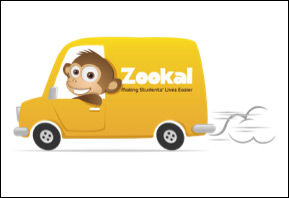 Textbook supplier Zookal will start to use unmanned drones in Australia next year / image via Zookal.com