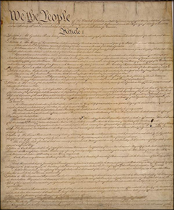 The United States Constitution, which is ignored by the Obama administration.