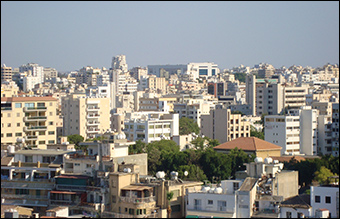 Nicosia became the capital of Cyprus in 965 A.D. when the island rejoined the Byzantine Empire. Credit: Petros3 via Wikimedia