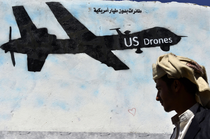 Rights groups say the US drone campaign in Yemen executes suspects without trial [EPA]