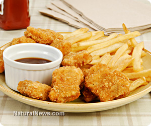 Chicken-Nuggets-French-Fries-Sauce