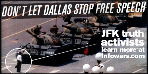 JFK 50th Anniversary: Fight For Free Speech PhotoShare3