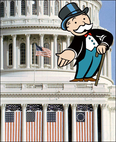 House Voted to Get Banksters Back in the Derivatives Business bankstercap