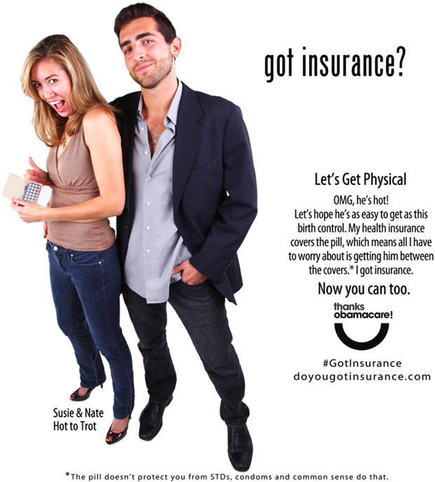 gotinsurance Soros-linked Group Pushes Sex to Sell Obamacare
