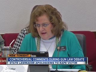 Colorado Democrat State Senator Evie Hudak.