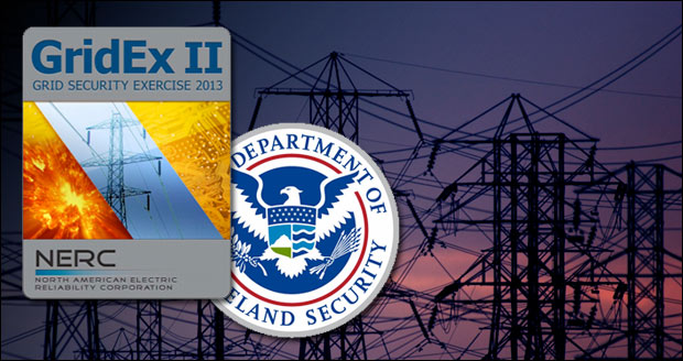 DHS and FEMA Prepare for Power Grid Drill powergrid