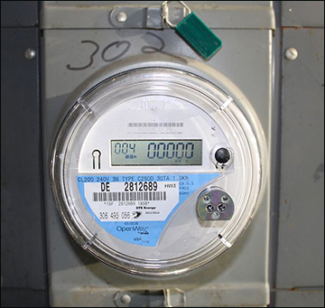 Smart meters blamed for an array of privacy and health concerns, image: Wikimedia Commons