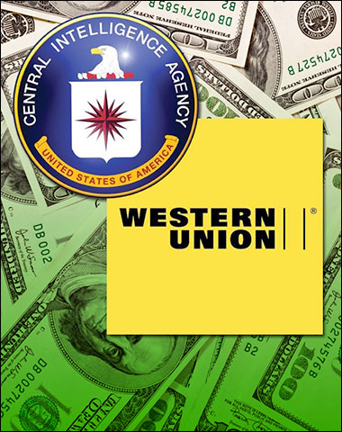 CIA Looking at Your Financial Transactions westerenunion