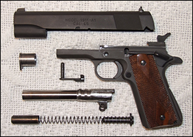 Obama's war on guns even includes firearms which have been used by American soldiers during World War II.
