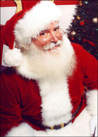 Slate Writer: Lets Ditch Santa Claus Because Hes White 121113santa
