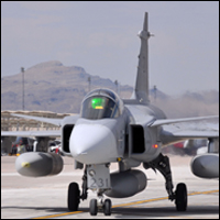 The contract for 36 Saab Gripen NG fighters is expected to be finalized in a year.