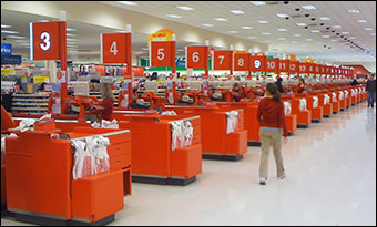 Shoppers found that their credit limit was restricted while shopping at Target. Credit: zooboing via Flickr