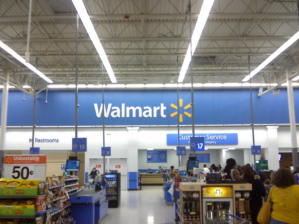 Man Handcuffed At Walmart After Attempting to Price Match Remodeled Walmart