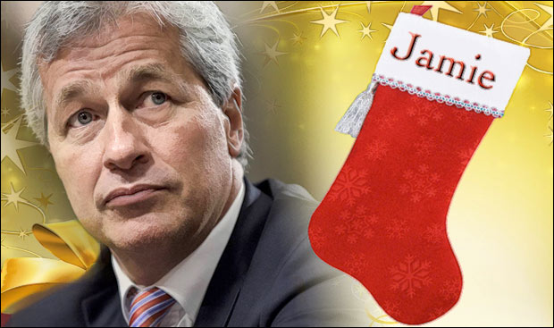 If it were up to Max, Jamie's stocking wouldn't contain coal. It