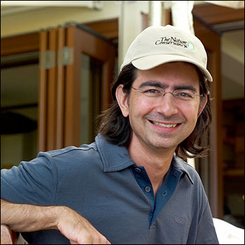 Pierre Omidyar, the eBay founder who bought Paypal, has announced he will create an alternative media operation despite Paypal's effort to defund Wikileaks. Photo: Joi Ito