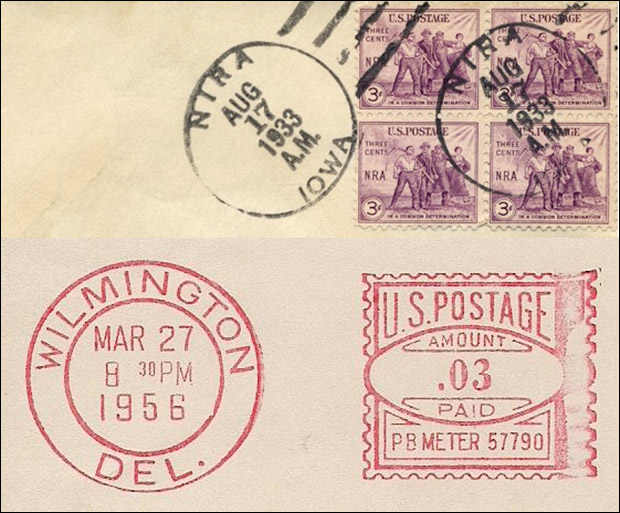 First class mail rate remained unchanged for decades.