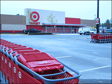 English: Target store Scottsdale Centre in Delta, BC. / Wikimedia Commonsv
