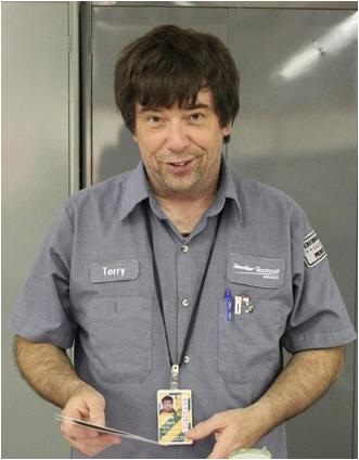 58-year-old Terry Loewen, a former aviation technician at Wichita's Mid-Continent Airport. / Photo: NY Daily News