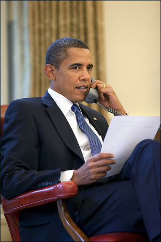 Obama Supporter Leading IRS Probe Visited White House For Seven Hours 011314obamaoval