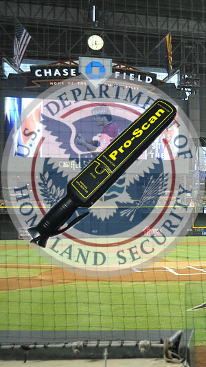 MLB Prepares New DHS Screening Measures at All Ballparks IWWandMLB