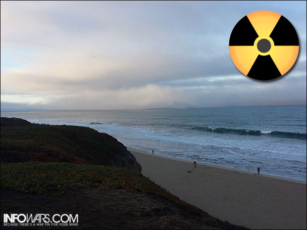 The Good and Bad News About West Coast Radiation beachrad2