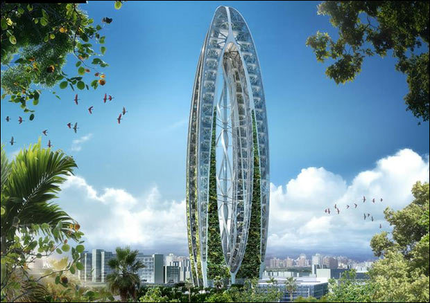 PROJECT TITLE : Taiwan Tower Planning, Design and Construction Supervision Service Project / PROJECT TITLE : Taiwan Tower Planning, Design and Construction Supervision Service Project