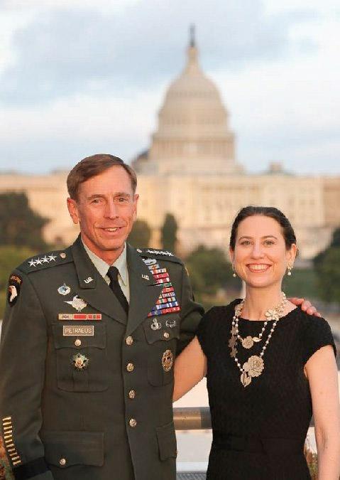 Gen. David Petraeus and Kimberly Kagan. Photo: Institute for the Study of War