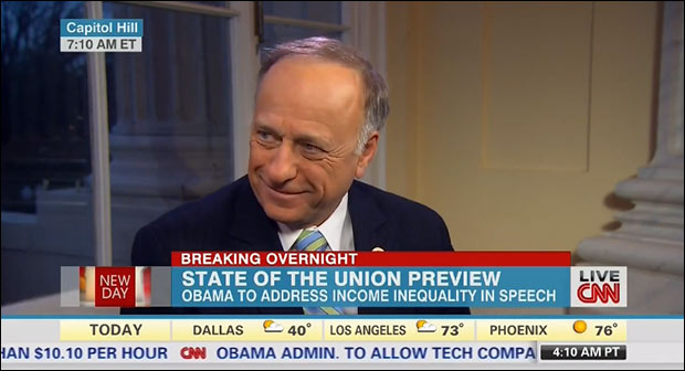 "Iowa Rep. Steve King on CNN's ""New Day."""