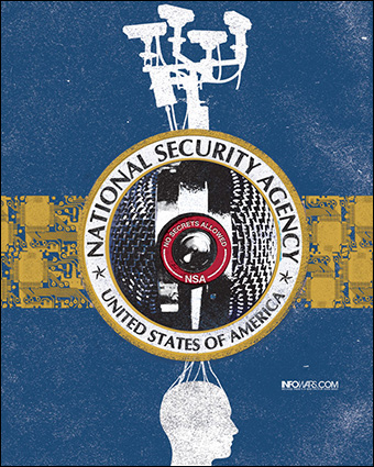 The NSA could have unparalleled control of the gov't through blackmail.