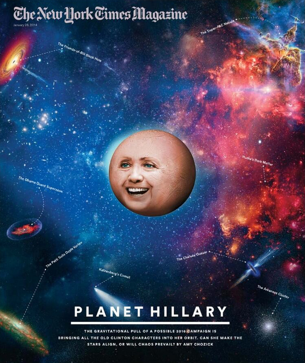 Planet Hillary? More Like the Death Star phillary