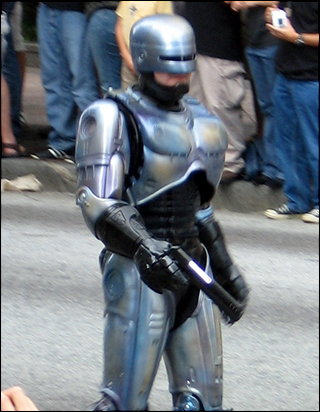Robocop / Image via Flickr