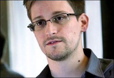 Former Norwegian minister nominated NSA contractor Edward Snowden for Nobel Peace Prize.