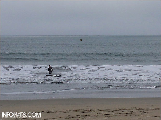 New Radioactive Hot Spots Found on Cali. Beach siltsurfer1