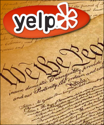Court Deals Blow to Anonymity and First Amendment yelpcon