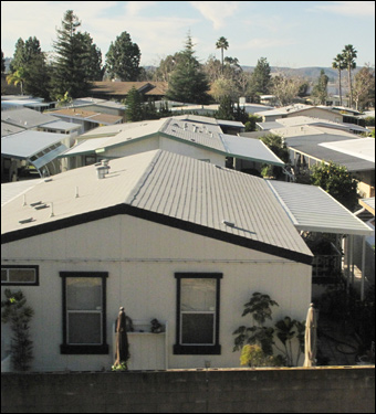 Instead of trailers, FEMA is seeking manufactured homes that can become permanent housing. Credit: Downtowngirl via Wiki