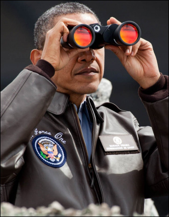 Under Obama, the NSA has gathered information on the majority of the world's seven billion plus population.
