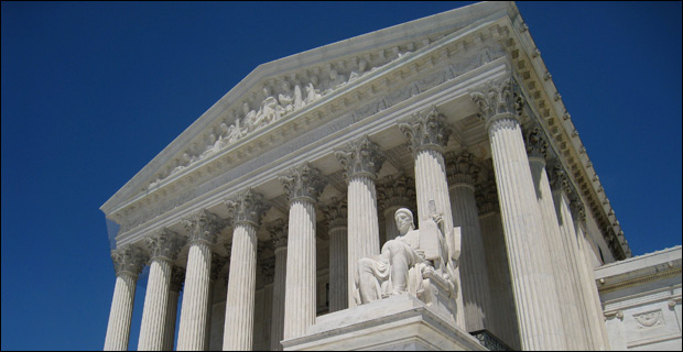 The U.S. Supreme Court building was completed in 1935.