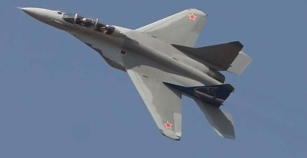 The MiG-35 is one of Russia's most advanced fighter aircraft. Credit: Wiruz / Wiki