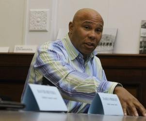 Dwayne Ferguson pushed for a highly restrictive 2013 gun control law / Photo via Opposing Views.