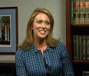 CNN reporter Brooke Baldwin / Screengrab taken from YouTube.