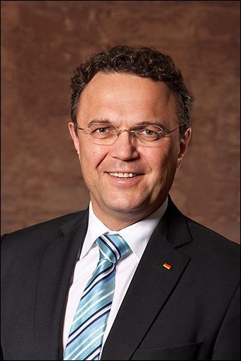 Agriculture Minister Hans-Peter Friedrich