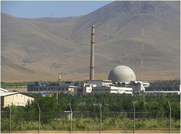 IR-40 facility in Arak.